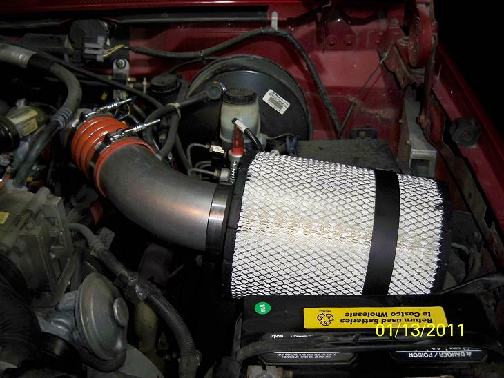 how to make your own cold air intake | wesley hansen